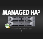 2x ManagedServer HA² Enterprise Cluster, x-optimized